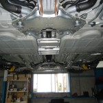 991の車検整備