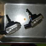 エンジンオイル量計測器