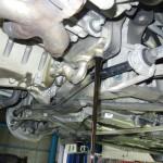 997 ターボの車検整備